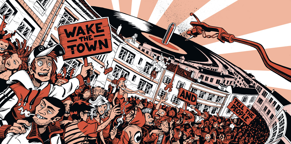 wake-the-town-serigraphie-tristan-josse